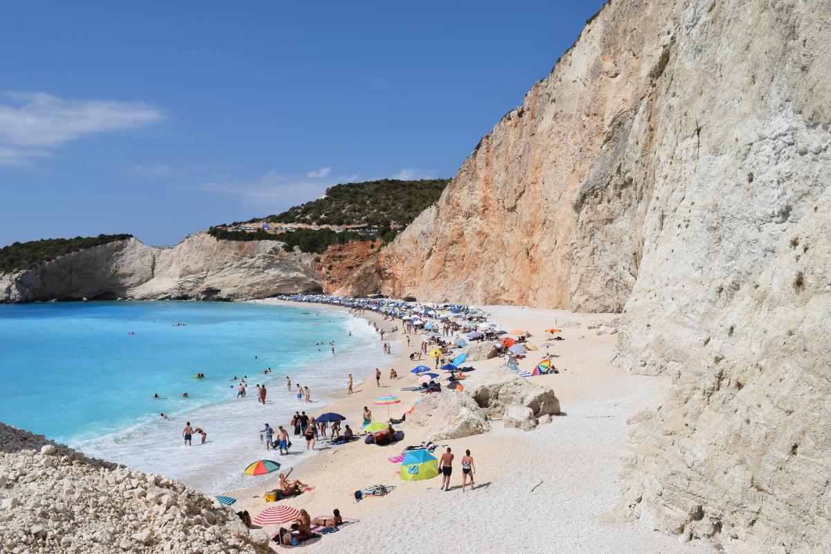 Najlepša grčka ostrva - Lefkada