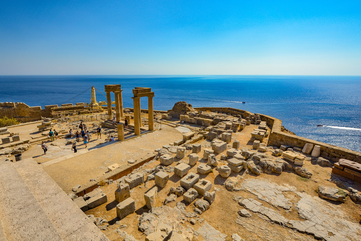 Najlepša grčka ostrva - Rodos
